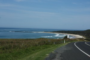 Between Lennox Head and Skennars Head North Coast NSW