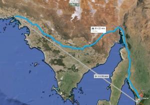 12 Oct 2014 Map