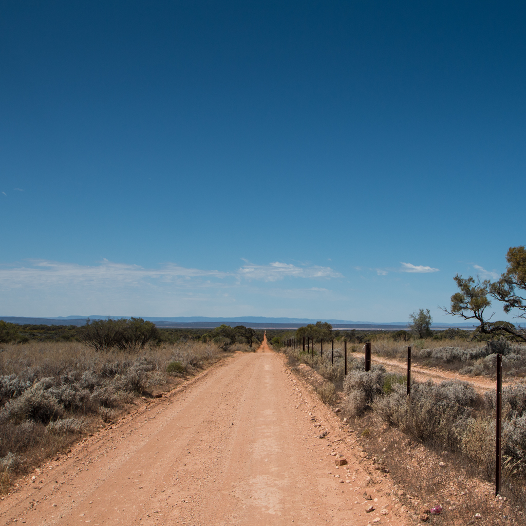Road to Whyalla