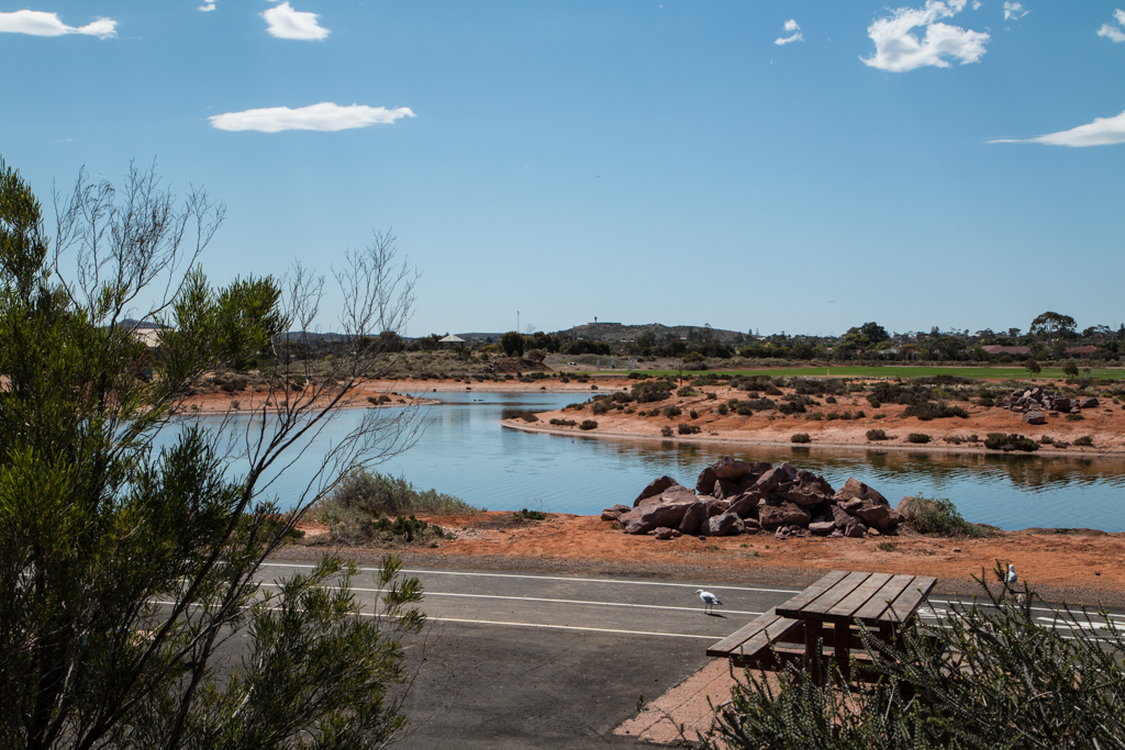 Lunch spot in Whyalla