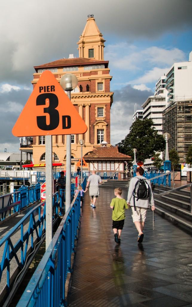 Auckland Warf