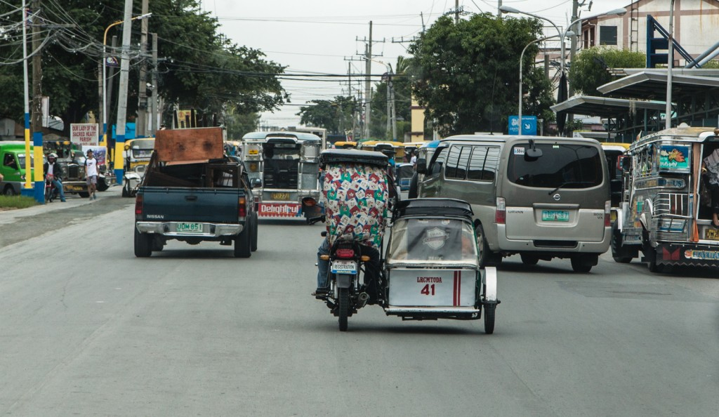 Roads in the Philippines