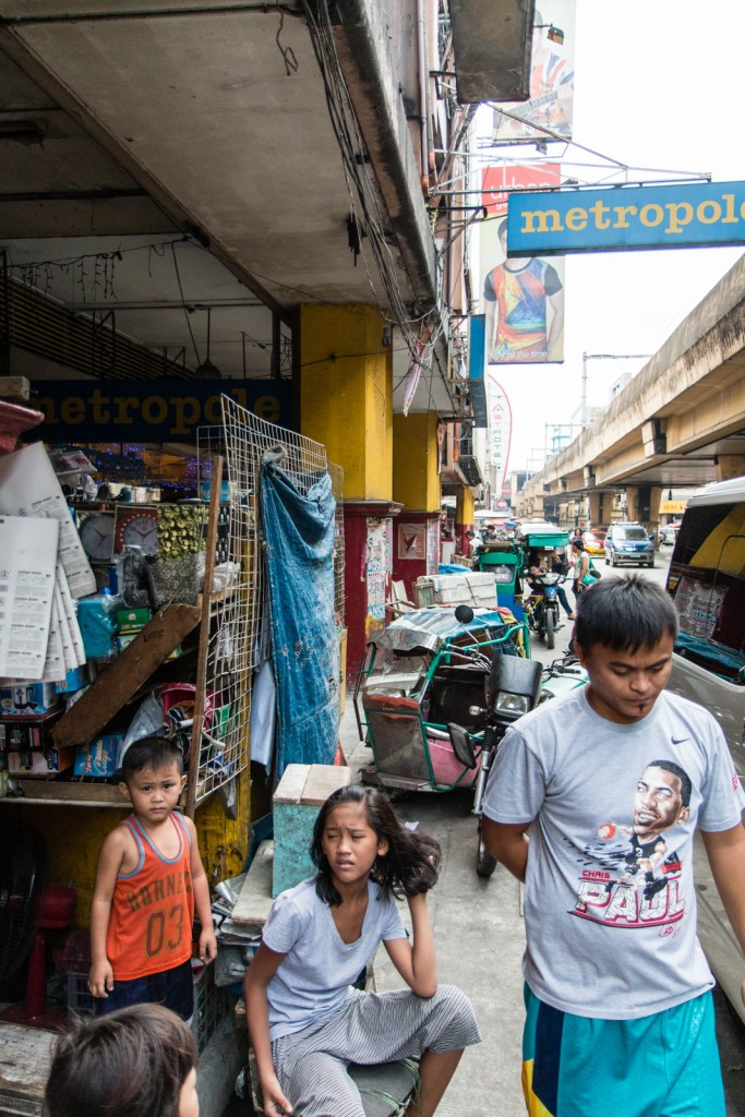 Rizal Ave, Santa Cruz, Manila, Philippines