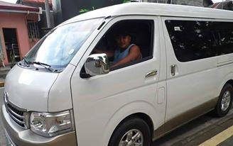 Manila Van's Unlimited Van Rental