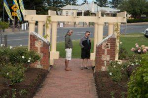 Goolwa soldiers memorial garden